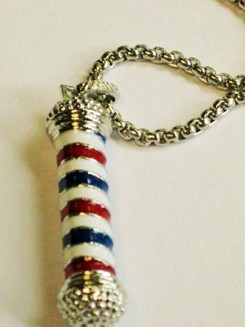 Barberpole Ketting -No.337