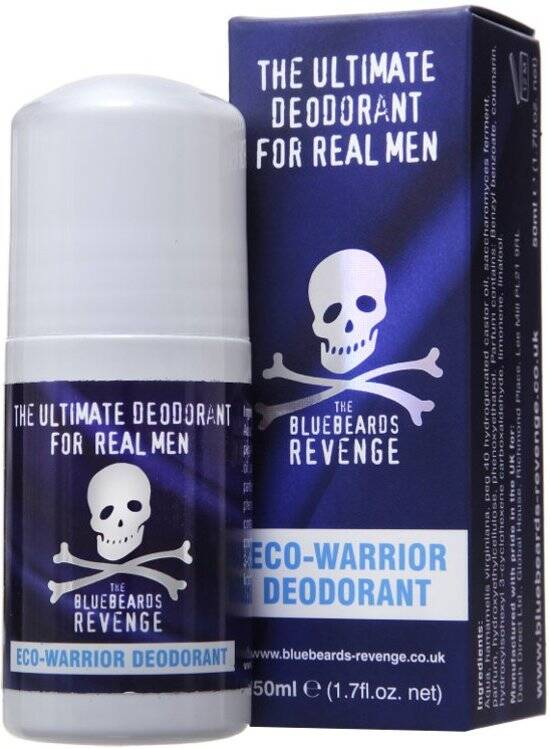 Bluebeards Revenge Eco-Warrior deo roller 50ml