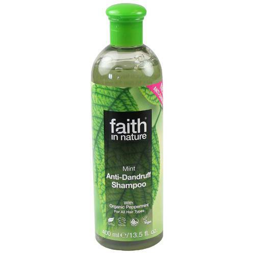 Faith in Nature Mint anti-roos shampoo 250ml-Vega