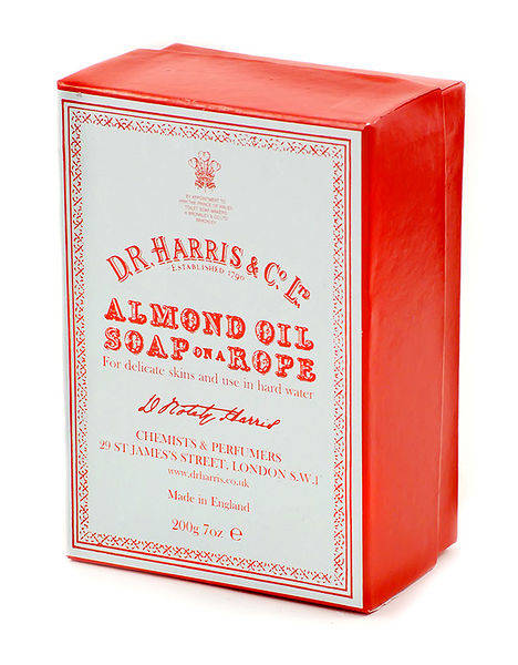 Dr.Harris Almond Oil koordzeep-200 gram.