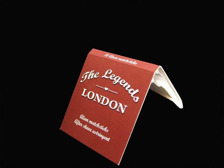 The Legends London Aluin sticks 1 pakje van 20 sticks
