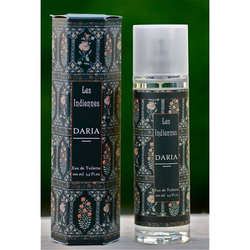 Provence&Nature Les Indiennes ,,Daria,, Eau de Toilette Spray 100ml