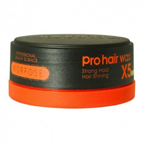 Morfose Men Pro Hair Wax Strong Hold 150ml