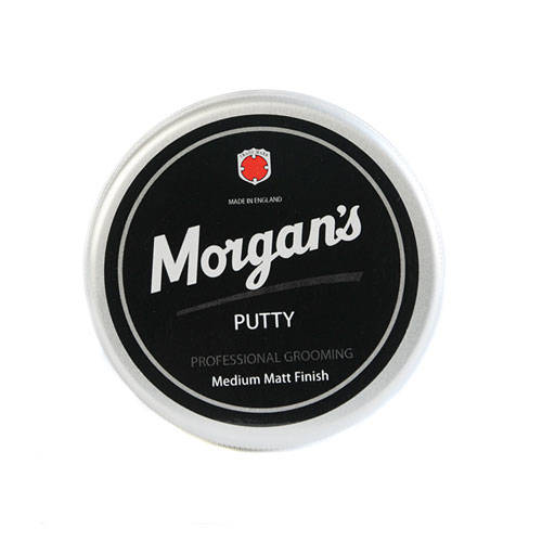 Morgans Putty Medium Matte Finisch voor wilde kapsels-100ml
