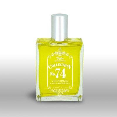 Taylor of Old Bond Street No.74 Victorian Lime Cologne-100ml