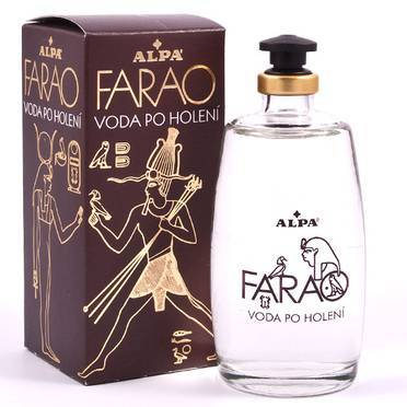 Alpa Farao After Shave Bruin  -120ml