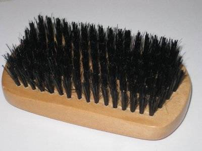 Annie Militairy Brush/Borstel Beuken-Hard- No. 2062