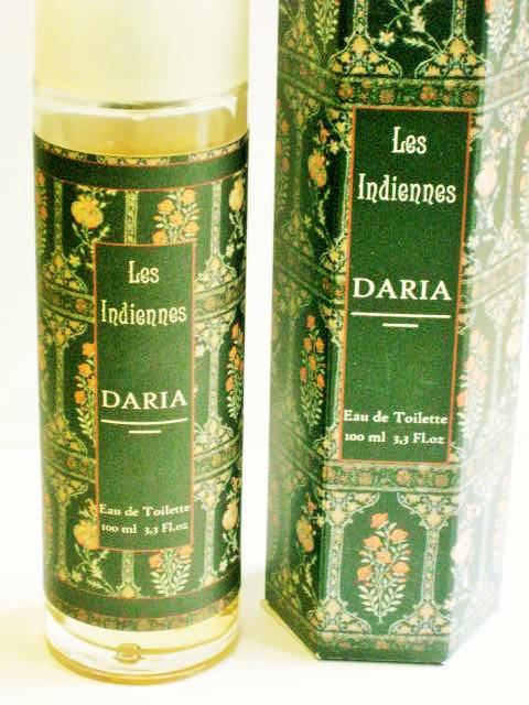 Les Indiennes Daria Eau de Toilette Spray 100ml