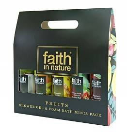 Faith in Nature 5 pack Bad & Douche gel