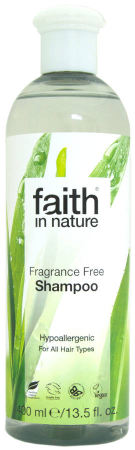 Faith in Nature Parfumvrije Bad & Douche Gel 400ml