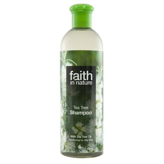 Faith in Nature Tea Tree shampoo-400ml
