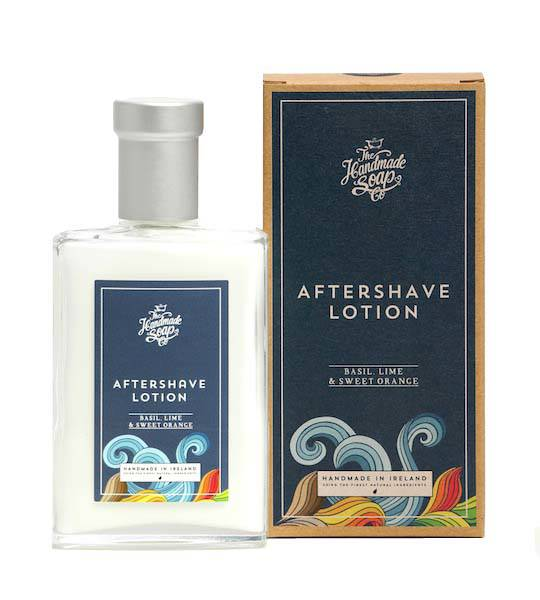 The Handmade Soap Company Aftershave lotion/balsem 100ml