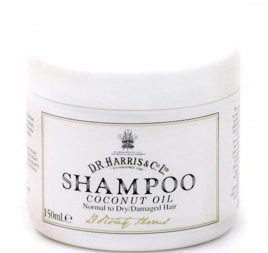 Dr.Harris Coconut olie Shampoo in pot van150ml