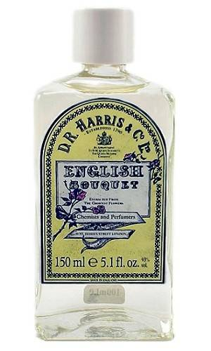 Dr.Harris Englisch Bouquet Eau de Toilette 100ml-Unisex-93% vol.