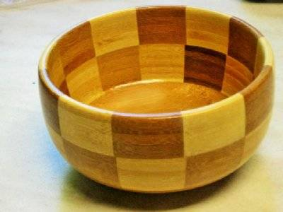 Kox Feels Good Bamboo scheerkom-Shaving Bowl