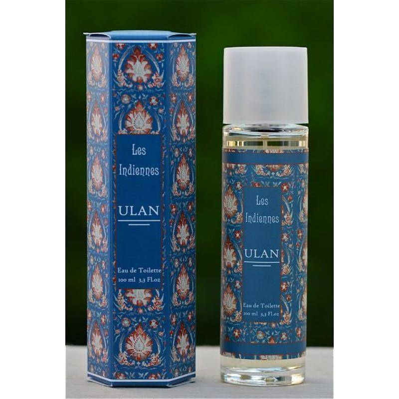 Provence&Nature Les Indiennes ,,Ulan,,Eau de Toilette Spray-100ml