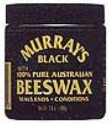 Murrays Black Beeswax 100 g/3.5 oz