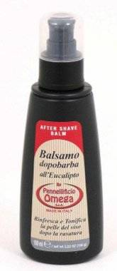 Omega After Shave Balsem met Eucalyptus pompje-100ml