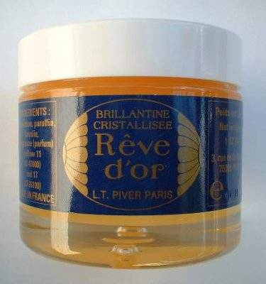 L.t Piver Reve Do'r Brillantine Pot 50 gram
