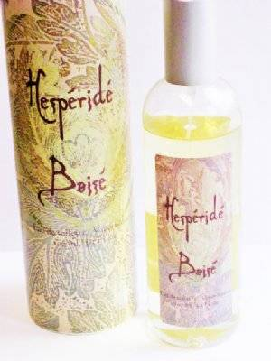Provence&Nature Hesperide Bois Eau De Toilette Spray 100ml-Box