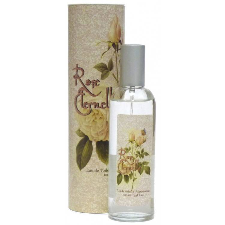 Provence&Nature Rose Eternelle Eau de Toilette Spray-100ml-Box