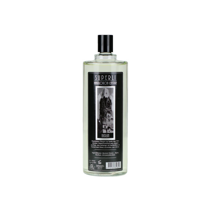 Superli Berlin Chypre haarlotion 500 ml