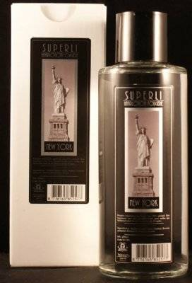 Superli New York haarlotion Fougere 250ml