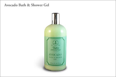 Taylor of Old Bond Street  Avocado Bad & Douche Gel 500ml