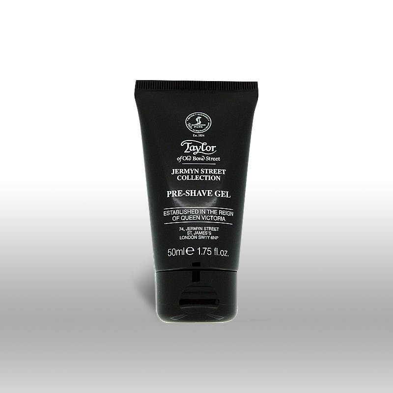 Taylor of Old Bond Street Jermyn Street Pre-Shave gel tube -50ml