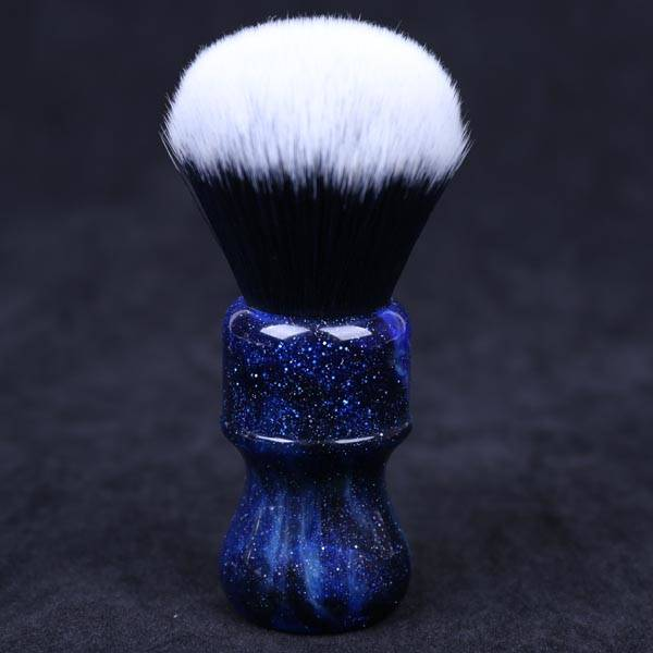 Yaqi Blue Heaven Fiber scheerkwast 26mm- no. 5