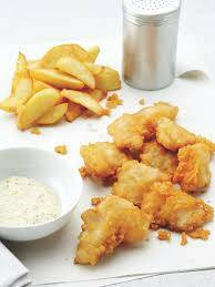Fisch and Chips Kibling  Plu 4007