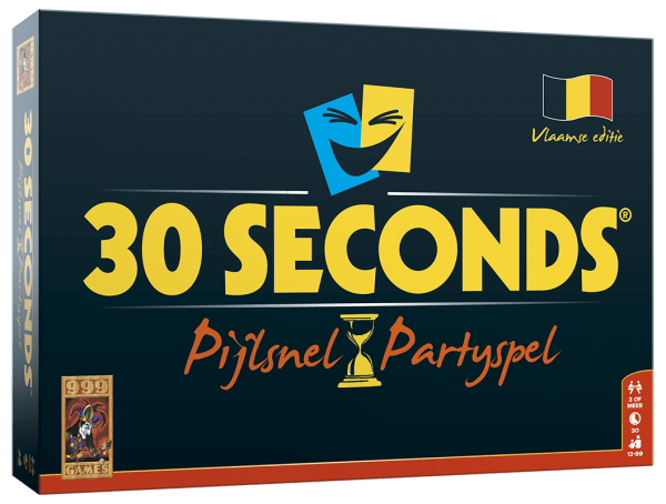 30 Seconds Vlaams