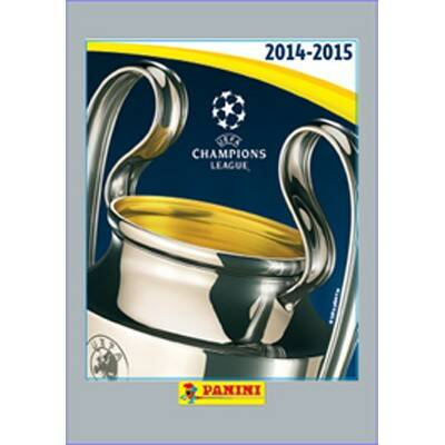 Champions League 14/15 - stickers