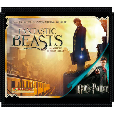 Fantastic Beasts and Where to Find Them - Booster
