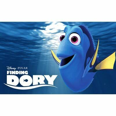 Finding Dory - stickers