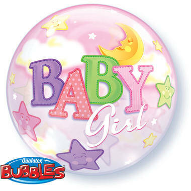 bubbles baby girl