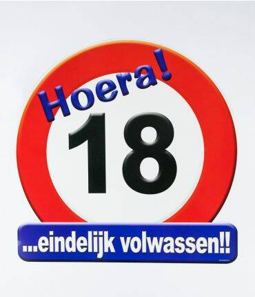 huldeschild 18 jr