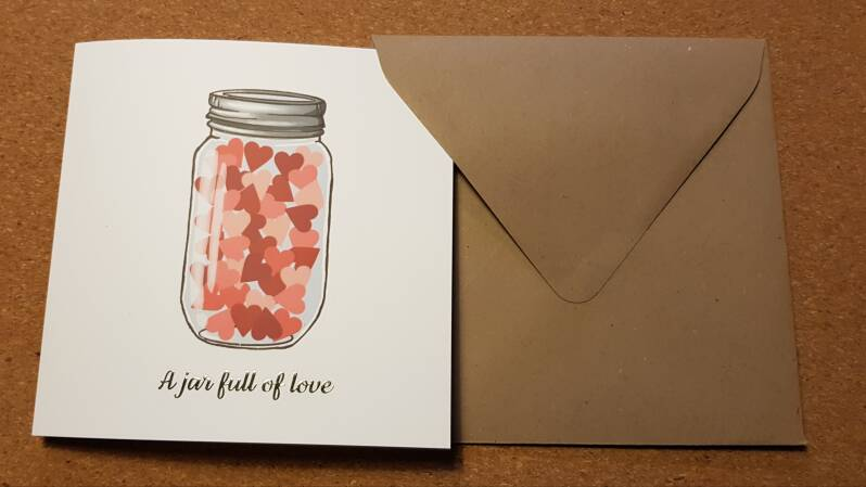 Fancytype - Jar of Love