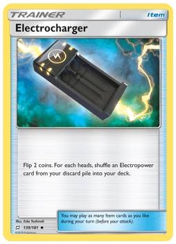 Electrocharger - 139/181 - S&M TeamUp - Uncommon