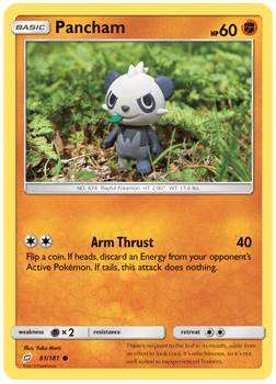 Pancham - 81/181 - S&M TeamUp - Common