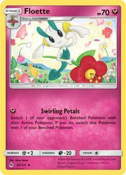 Floette  -85/131- S&M Forbidden Light - Uncommon