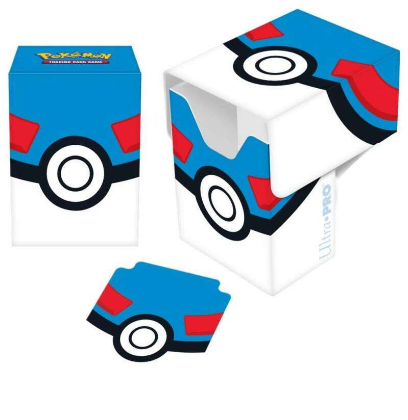 Deckbox Pomémon Greatball
