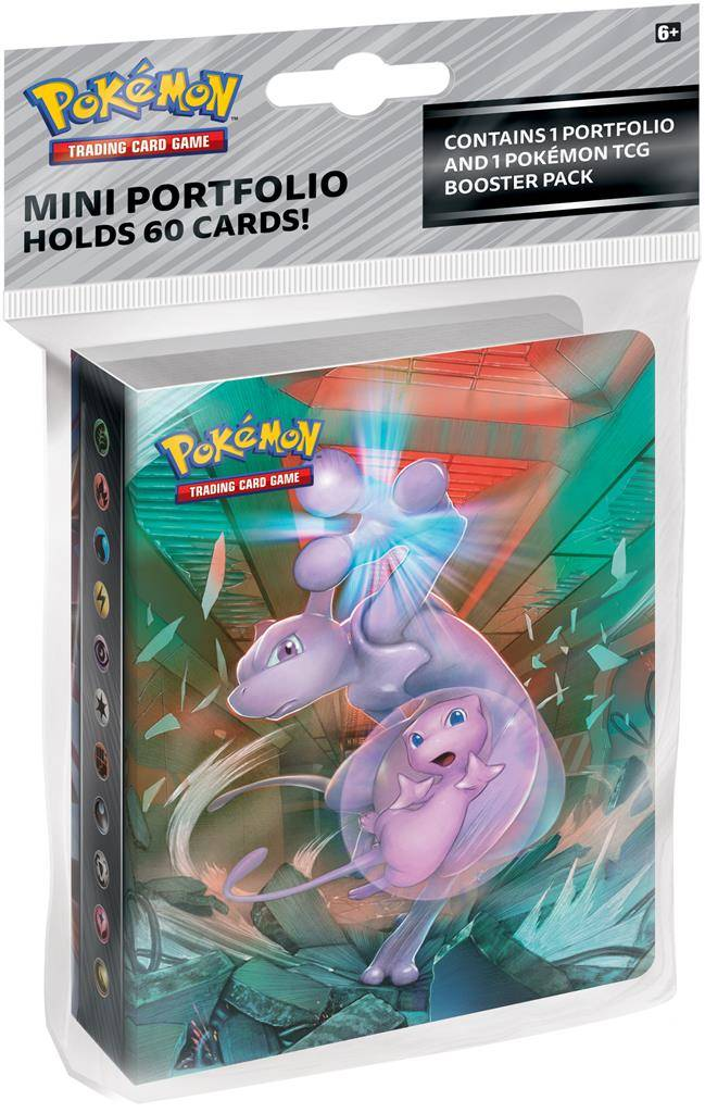 Sun & Moon Unified Minds Mini Collecters Album + Booster
