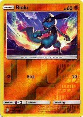 Riolu -116/236- S&M Unified Minds - Common