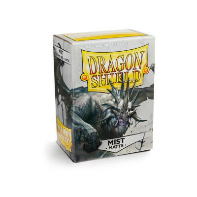 Sleeves Dragon Shield Matte Mist (100 stuks)