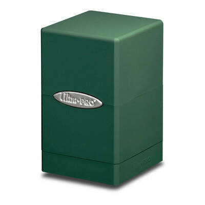 Deckbox Satin Tower Green