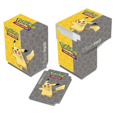 Deckbox Pokémon Pikachu