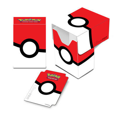 Deckbox Pokémon Pokeball