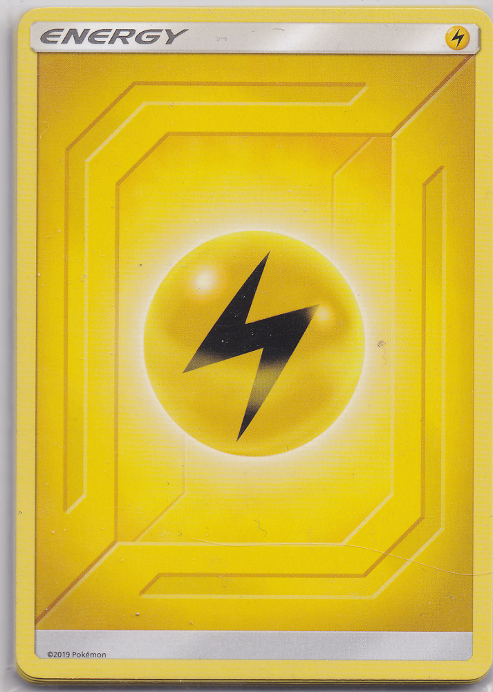Sealed Energy Cards Pack (45 stuks)