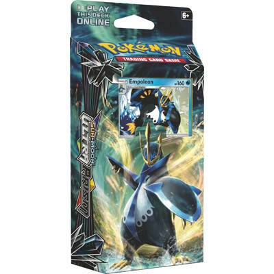 Sun & Moon UltraPrism Theme Deck Empoleon